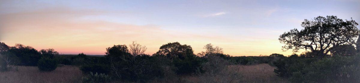 Sabbatical Hike